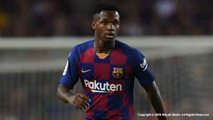 Barcelona Joined by Bright Young Star