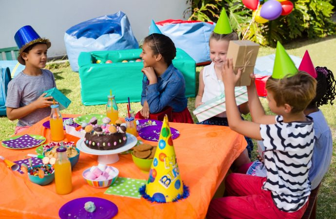 Fun Birthday Tips for Your Toddler