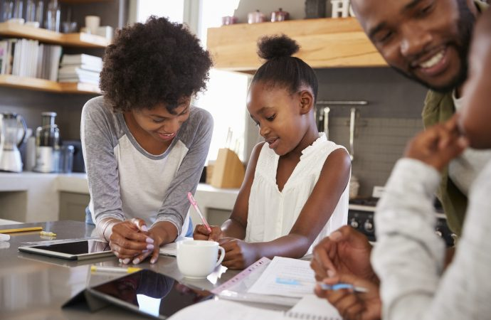 """When to Have """"The Talk"""" with Your Kids"""
